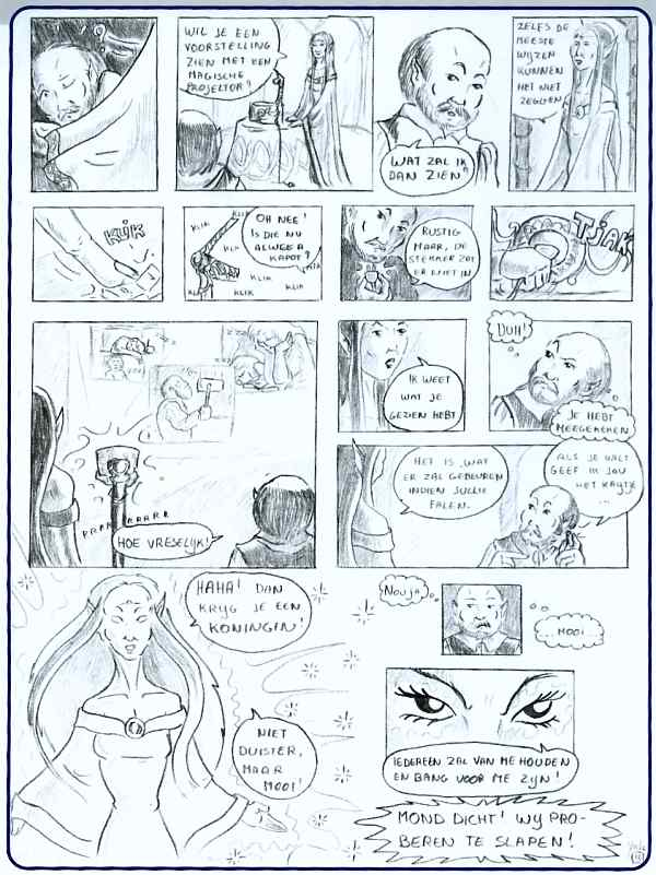 In de Ban van het Krijtje p. 13