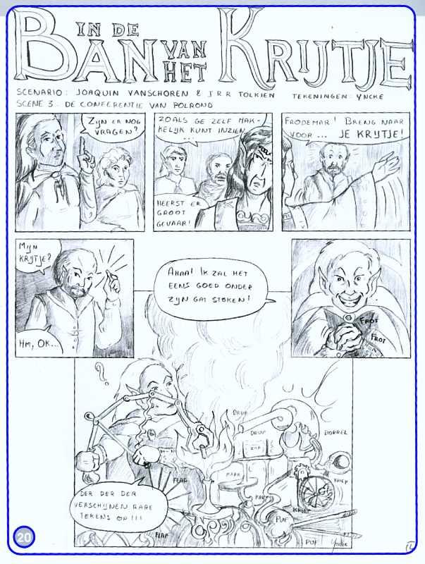 In de Ban van het Krijtje p. 4