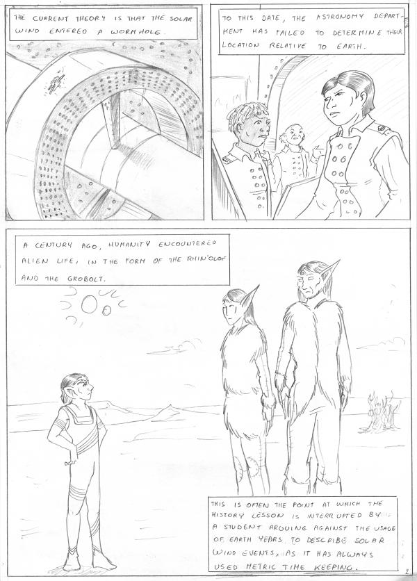 Travels of the Solar Wind p. 2