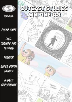 Cover of Outcast Studios 8