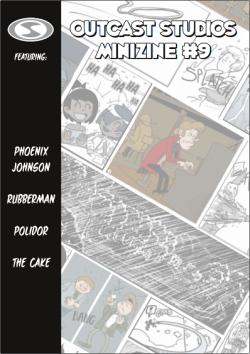 Cover of Outcast Studios 9